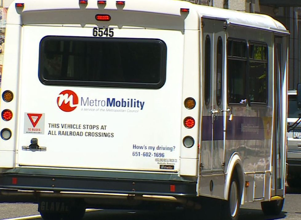 Transportation Options for Elderly Senior Citizens Twin Cities MN