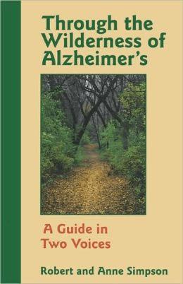 Book Through the Wilderness of Alzheimer's Twin Cities MN